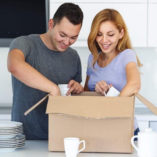 بسته بندی وسایل کوچک آشپزخانه